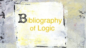 Logo der Bibliography of Logic